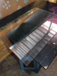 Placa de vidro 5mm