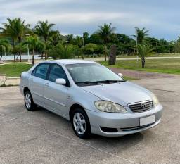 Título do anúncio: Toyota Corolla XEI 1.8 Aut. 2004/2005