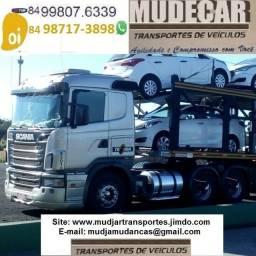 Mudecar Transportes de Veículos - Para todo Brasil com Seguro