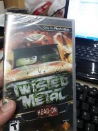 Jogo original PSP embalagem lacrada