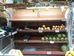 Título do anúncio: banca expositora de frutas , legumes , verduras