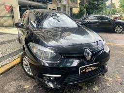 Renault Fluence Dynamique Automático TOP Botão Start Couro GNV 5a Geração Muito Novo 2015