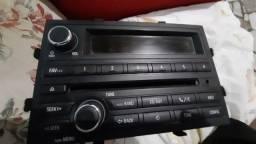 Rádio original, cobalto LTZ, ótimo estado