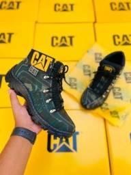 Vendo bota caterpillar lançamento ( 160 com entrega)