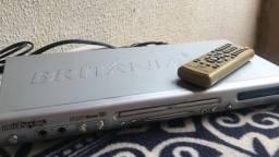 DVD player, função karaokê e game
