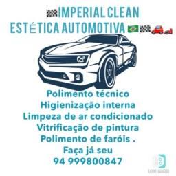 Imperial clean Estética automotiva