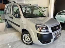 Fiat Doblo Essence 1.8 Completa com 7 lugares