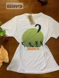 T-shirt feminina Kitesurf