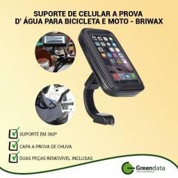 Suporte celular moto 6,5 Polegadas Inova