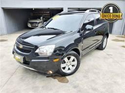 Chevrolet Captiva 2011 2.4 sfi ecotec fwd 16v gasolina 4p automático
