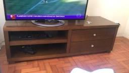 Rack para TV em bom estado