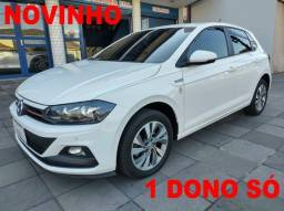 POLO 1.0 200 Tsi 2019/2020 Aut. Comfortline Novinho