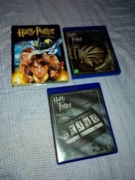 Harry Potter filmes