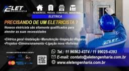 Eletricista no Tatuapé