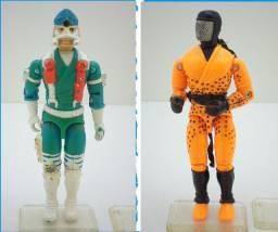 Lote Ninja Force G.i.Joe/Comandos em Ação/Cobra - Hasbro - Epic Toys Brasil