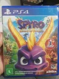 Spyro Trilogia 3 jogos