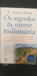 Os segredos da mente milionária - Livro NOVO no Plástico