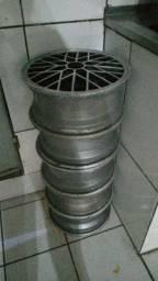 Aro de alumínio Ford original ñ  13 em ótimo estado