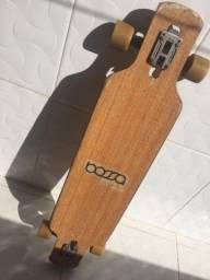 Longboard BossaBoard Fibra de Bambu