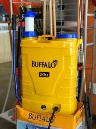 Pulverizador Costal Agrícola 20l 2x1 Manual/bateria Buffalo