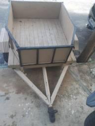Vendo carroça reboque