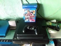 PS4 slim 1 tera muito conservado