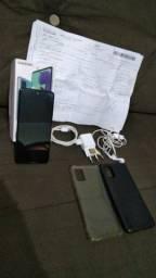 Samsung A51 novinho 8 mes de uso faço troca também