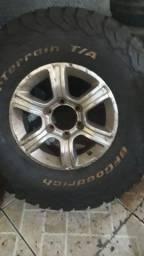 Step e pneus all terrain 285/75 R16