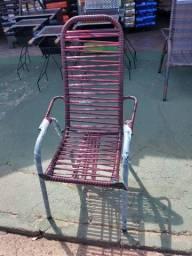 Vendo cadeiras de varanda(120) e piscina