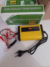 Carregador de bateria 12v 150 Amperes Bivolt Novo<br>