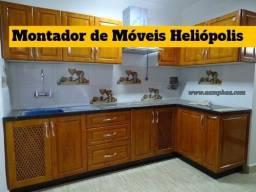 Montador De Móveis Heliópolis-Piam-Itaipu-Areia Branca