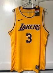 Camisa basquete - Camisa Lakers - Davis