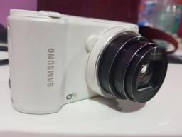 Câmera fotográfica e filmadora digital com Wi-Fi