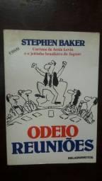 Livro: Odeio Reuniões<br><br><br><br>