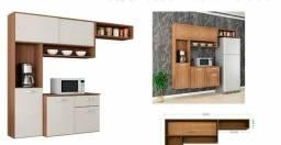 Estante armário para cozinha