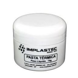 Pasta Térmica Branca Implastec 50g