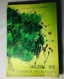 Livro; Haussa, comarca das lagoas.