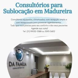 Sublocação de Consultorios em Madureira