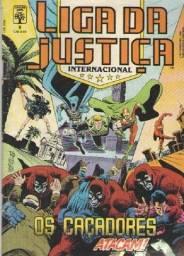 Revista em Quadrinhos Liga da Justiça - Ed. 09 - 1989 - 84 pg - Abril - DC