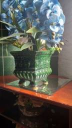 Vaso antigo de porcelana