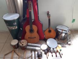 Instrumentos antiguidade