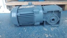 Motor motoredutor 0.25 cv trifásico 1/14.