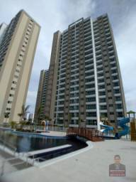Apartamento no Praça da Luz com 2 dormitórios à venda, 54 m² por R$ 430.000 - Fátima - For