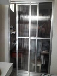 Porta de Correr de Alumínio