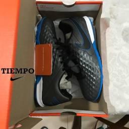 Chuteira Nike Tiempo Society Nova na caixa
