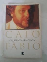 Livro Caio Fábio confissões do pastor