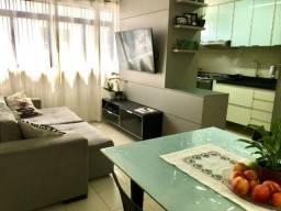Apartamento com 2 dormitórios para alugar, 46 m² por R$ 2.200/mês - Bessa - João Pessoa/PB