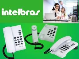 Telefone Pleno Intelbras.