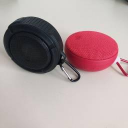 2 Caixa de Som Bluetooth