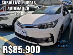Corolla Gli upper automático novíssimo( agende uma visita)